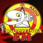 Logo da emissora Rádio Itaquitinga 98.5 FM