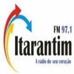 Logo da emissora R�dio Itarantim 97.1 FM