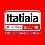 Logo da emissora Rádio Itatiaia 100.3 FM