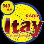 Logo da emissora Rádio Itay 1550 AM