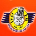 Logo da emissora R�dio Iva� 101.5 FM