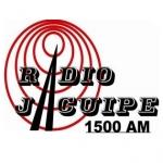 Logo da emissora R�dio Jacu�pe 1500 AM