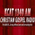 Logo da emissora Radio KCAT 1340 AM