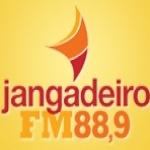 Logo da emissora R�dio Jangadeiro 88.9 FM