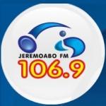 Logo da emissora R�dio Jeremoabo 106.9 FM