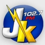 Logo da emissora R�dio JK 102.7 FM