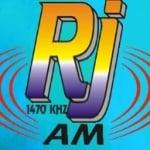 Logo da emissora Rádio Jornal 1470 AM