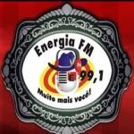Logo da emissora Rádio Energia 99.1 FM
