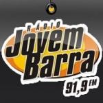 Logo da emissora R�dio Jovem Barra 91.9 FM
