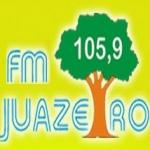Logo da emissora R�dio Juazeiro 105.9 FM