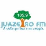 Logo da emissora Rádio Juazeiro 105.9 FM