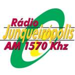 Logo da emissora Rádio Junqueirópolis 1570 AM