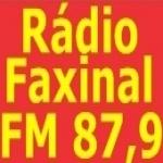 Logo da emissora R�dio Faxinal 87.9 FM