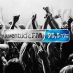 Logo da emissora Rádio Juventude 95.5 FM
