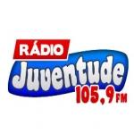 Logo da emissora Rádio Juventude 105.9 FM