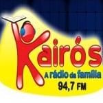 Logo da emissora R�dio Kair�s 94.7 FM