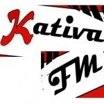 Logo da emissora R�dio Kativa 87.9 FM