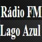 Logo da emissora Rádio Lago Azul 87.9 FM