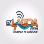 Logo da emissora R�dio Lagoa 87.9 FM