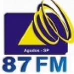 Logo da emissora R�dio 87 FM