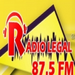 Logo da emissora R�dio Legal 87.5 FM