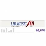 Logo da emissora R�dio Lib Music 90.5 FM