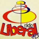 Logo da emissora R�dio Liberal 99.5 FM