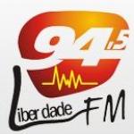 Logo da emissora R�dio Liberdade 94.5 FM