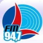 Logo da emissora R�dio Liberdade 94.7 FM