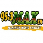 Logo da emissora KERX 95.3 FM Max