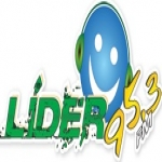 Logo da emissora R�dio L�der 95.3 FM