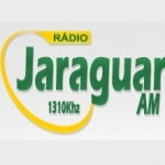 Logo da emissora R�dio Jaraguar 1310 AM