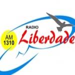 Logo da emissora R�dio Liberdade 1310 AM