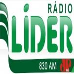 Logo da emissora R�dio L�der 830 AM