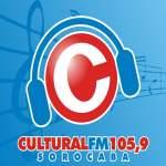Logo da emissora R�dio Cultural 105.9 FM