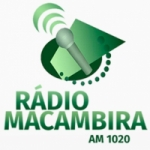 Logo da emissora R�dio Macambira 1020 AM