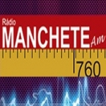 Logo da emissora R�dio Manchete 760 AM