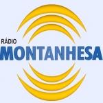 Logo da emissora Rádio Montanhesa 1500 AM