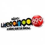 Logo da emissora Rede Lideran�a 89.9 FM