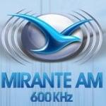 Logo da emissora R�dio Mirante 600 AM