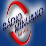 Logo da emissora R�dio Minuano 1410 AM