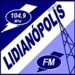 Logo da emissora Rádio Lidianópolis 104.9 FM