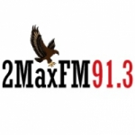 Logo da emissora Radio 2Max FM 91.3