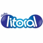 Logo da emissora R�dio Litoral 102.3 FM
