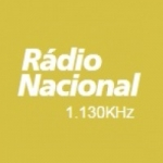 Logo da emissora Rádio Nacional 1130 AM