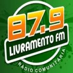 Logo da emissora Rádio Livramento 87.9 FM