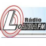Logo da emissora Rádio Loanda 104.9 FM