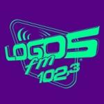 Logo da emissora Rádio Logos 102.3 FM