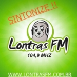 Logo da emissora Rádio Lontras 104.9 FM