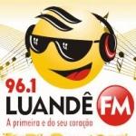 Logo da emissora R�dio Luand� 96.1 FM